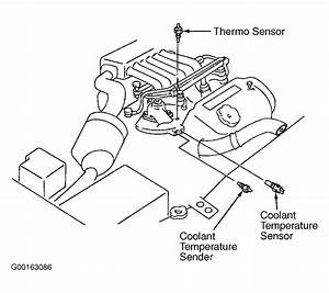 1998 Hyundai Sonata Serpentine Belt Routing And Timing Belt Diagrams