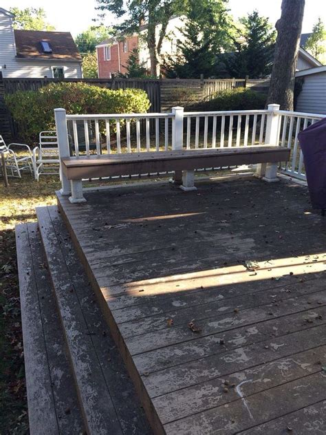 composite deck cleaning  pressure washing company