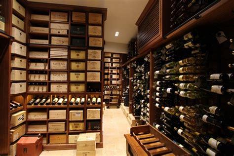 restaurant wine cellar custom wine cellars