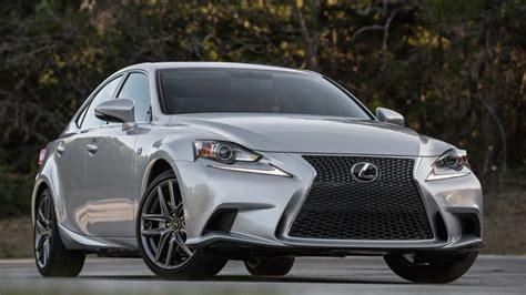 2014 Lexus Is Became Canada's Best Luxury Car Under