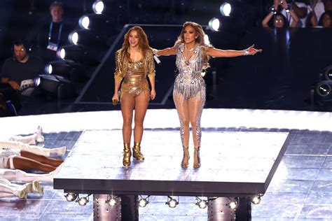 Jlo And Shakira Super Bowl Halftime Show The Influence Of