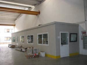 modulcasa  prefabbricati coibentati uffici interni