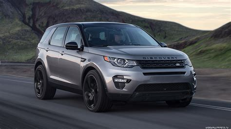 Land Rover Discovery Sport 4k Wallpapers by автомобили Land Rover Discovery Sport обои для рабочего