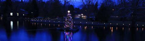 christmas tree lighting in boiling springs boiling