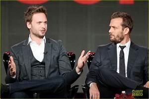 Patrick J. Adams & Gabriel Macht: 'Suits' TCA Panel ...