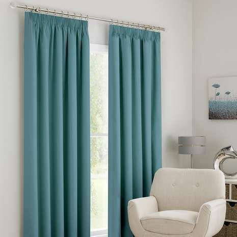 Bedroom Curtains Pencil Pleat by 1000 Ideas About Teal Pencil Pleat Curtains On