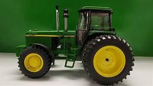 John Deere 4955 Custom Toy Tractor 1 16 Scale