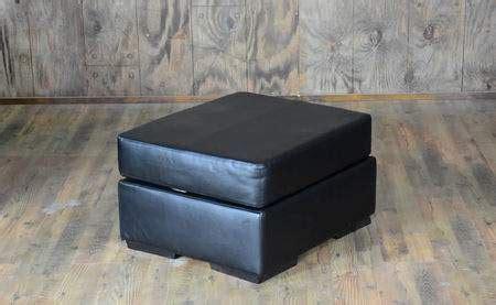 Lovesac Ottoman by Lovesac Black Lounge Black Ottoman Rental Furniture