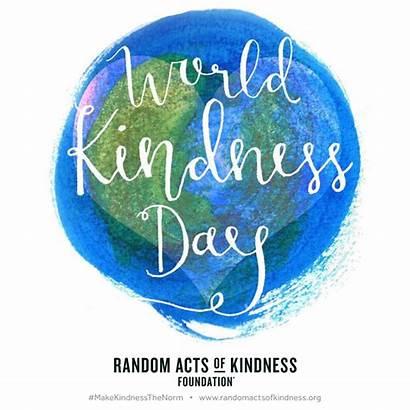 Kindness Acts Random