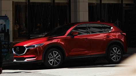 2018 Mazda Cx5 Overview  The News Wheel