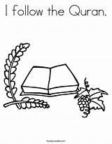 Coloring Worksheet Quran Follow Torah Built California Usa Twistynoodle Login Favorites sketch template