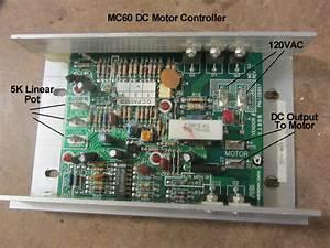 Treadmill Motor Controller Circuit Diagram