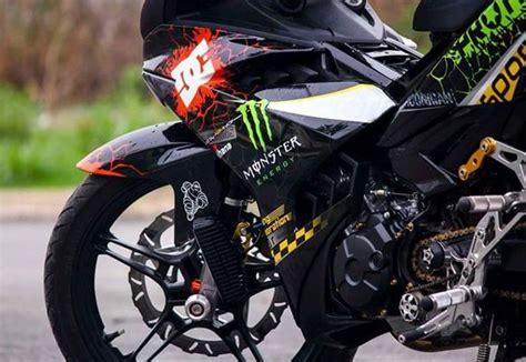 Mx King Modif by Inilah Gambar Modifikasi Yamaha Mx King 150 Tilan Gahar