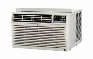 Lg Lw1212er  12 000 Btu Window Air Conditioner With Remote