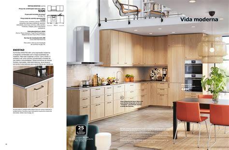 brochura cozinhas ikea  cozinha ikea ikea moveis