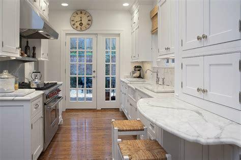 galley kitchen remodel 47 best galley kitchen designs decoholic White