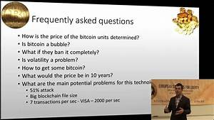 Bitcoin s Mathematical Problem Programster s Blog