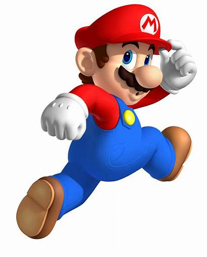 Mario Clipart Super Characters Jumping Nintendo Wiki