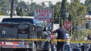 Suspect in Double Shooting, Trader Joe's Barricade ...