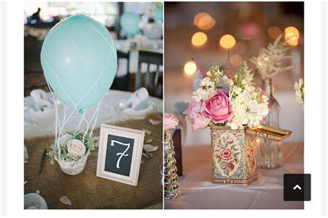 unique kitchen table centerpieces wedding table decorations