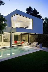 la maison cubique en 85 photos With amenagement exterieur maison moderne 4 la maison cubique en 85 photos