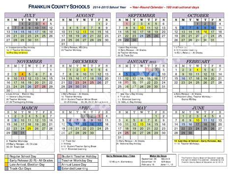 elementary school calendar elementary school calendar 2014 2015