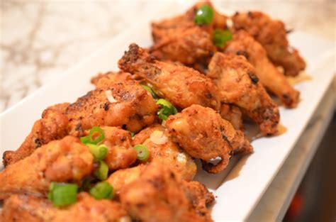 crispy baked chicken wings recipe dishmaps