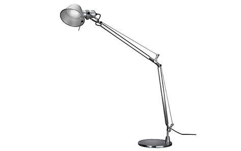 tolomeo led desk l design within reach