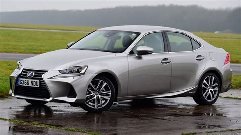 2016 Lexus IS Hybrid (UK) - Wallpapers and HD Images | Car ...