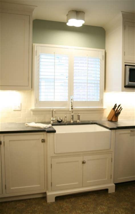 Basil Flushmount - Transitional - kitchen - Jenny Baines