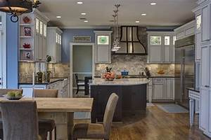 builder grade kitchen converted into top of the line With best brand of paint for kitchen cabinets with large number stickers
