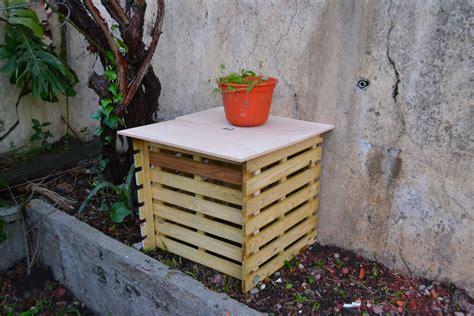 herbe de cuisine faire composteur maison pour moins de 20 et sans