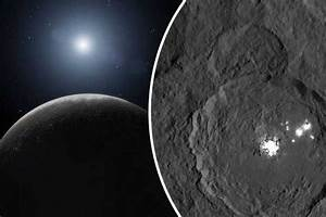 Alien mystery: New NASA pics reveal baffling lights on ...