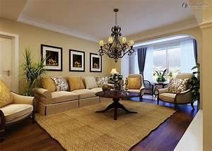Mediterranean Living Room Design Of European Style [Photos ...