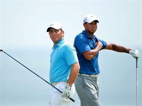 The History Of Tiger Woods and Francesco Molinari # ...