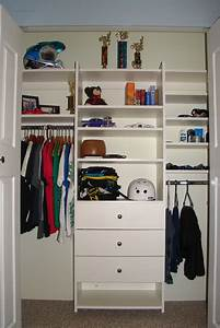 Closet Organizer For Small Closet That You Can Apply At Home  U2013 Homesfeed