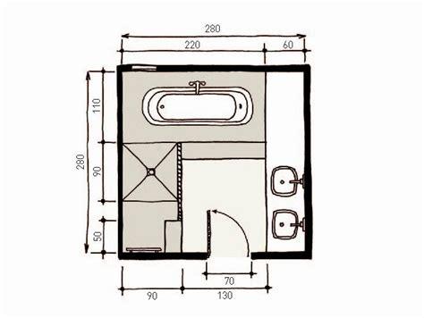Amenager Une Salle De Bain De 7m2 Salle De Bains Zen En Teck Et Galets De 7m2 Le Plan