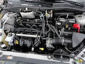 2008 Ford Focus Ses Coupe 2 0l Dohc 16v Duratec 4 Cylinder