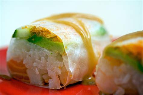 convertisseur de cuisine recette sushi maki galette de riz thon avocat
