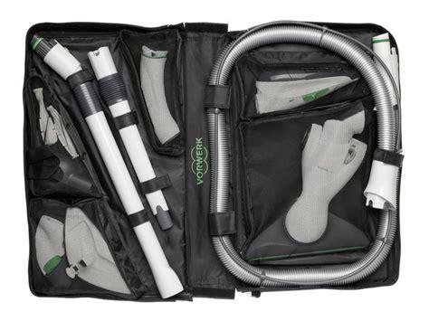 sac de rangement des accessoires pour aspirateur vorwerk