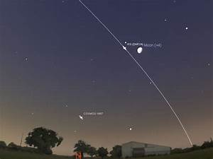 Astroblog: Catch Some Bright International Space Station ...