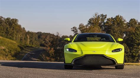 Aston Martin Vantage 4k Wallpapers by Aston Martin Vantage 2018 4k Wallpapers Hd Wallpapers