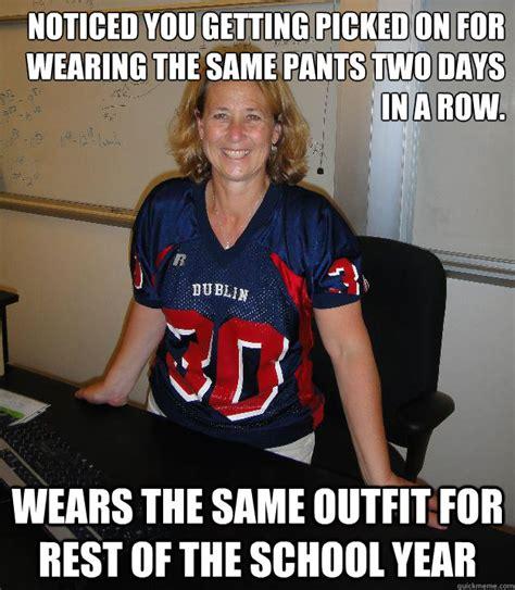 Hot Teacher Meme - bad high school teacher memes image memes at relatably com