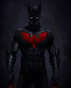 Terry McGinnis Has A Dope New BATMAN BEYOND Costume In The