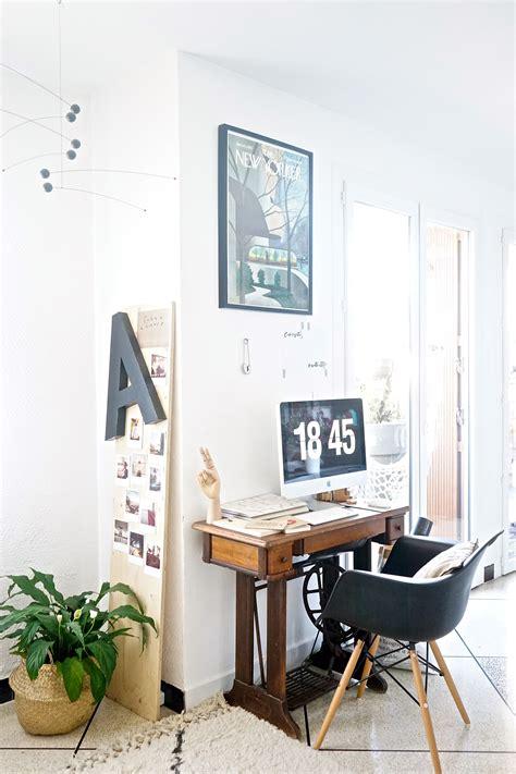 chez moi mon coin bureau  des idees pour integrer