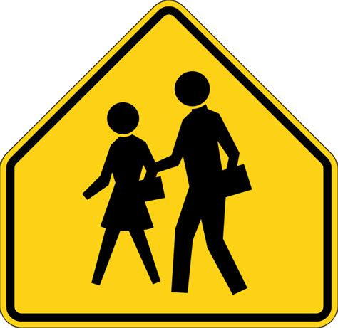 traffic signs 187 safe routes to school