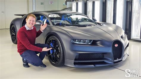 Now this new chiron might not seem super significant at first, given that special editions of cars like this. Bugatti Chiron Sport '110 ans Bugatti' | EXCLUSIVE FIRST ...