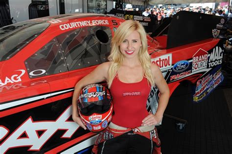 chevy copo camaro previewed  courtney force