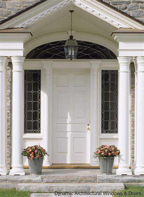 Traditional Wood Entry Door  Traditional  Front Doors