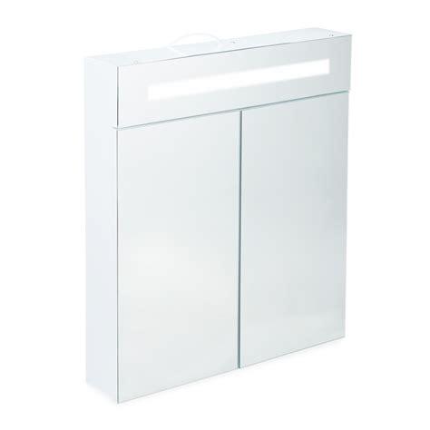armadietto da bagno armadietto da bagno a specchio con luce led mobiletto